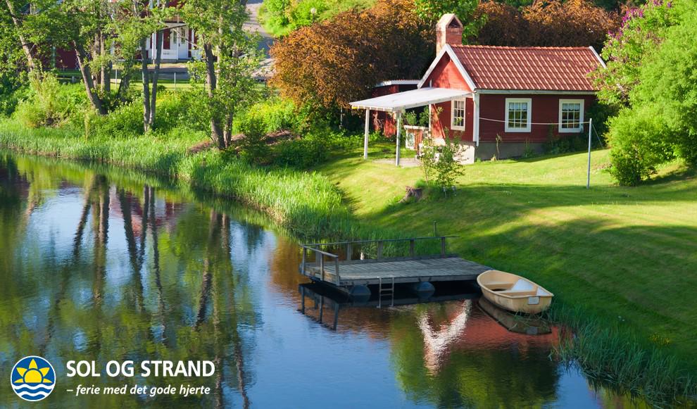 Medlemmer af Bedre Psykiatri kan få 10 % rabat på leje af skønne feriehuse over hele landet.